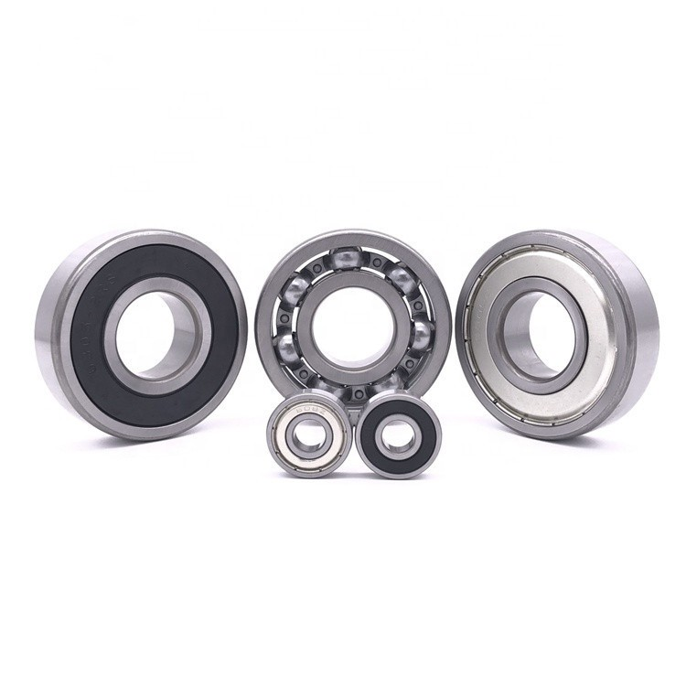 Miniature Thin Section Bearing for Sugar Mill (6317 Zz C3)