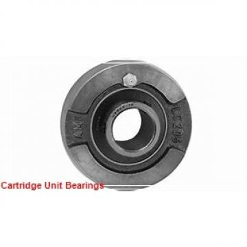 QM INDUSTRIES TAMC15K207SN  Cartridge Unit Bearings
