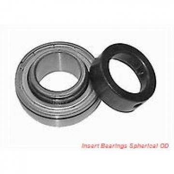SEALMASTER 3-211D  Insert Bearings Spherical OD