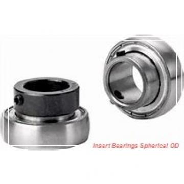 SEALMASTER AR-2-16  Insert Bearings Spherical OD