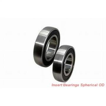 SEALMASTER 3-18T  Insert Bearings Spherical OD