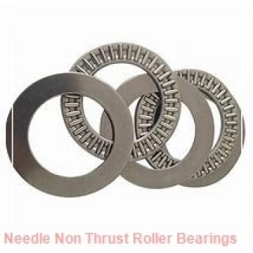 0.984 Inch | 25 Millimeter x 1.654 Inch | 42 Millimeter x 0.669 Inch | 17 Millimeter  CONSOLIDATED BEARING NA-4905 C/3  Needle Non Thrust Roller Bearings