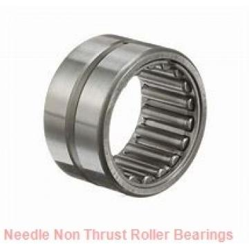 2.835 Inch | 72 Millimeter x 3.543 Inch | 90 Millimeter x 0.984 Inch | 25 Millimeter  CONSOLIDATED BEARING RNA-4913  Needle Non Thrust Roller Bearings