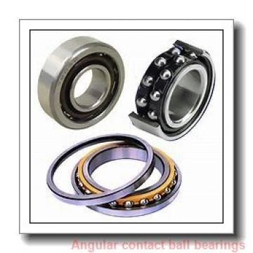 FAG 3201-BB-2RSR-TVH  Angular Contact Ball Bearings