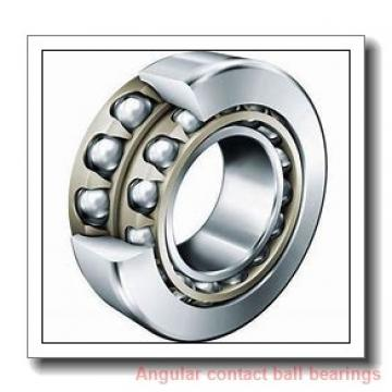 FAG 7318-B-TVP-UO  Angular Contact Ball Bearings