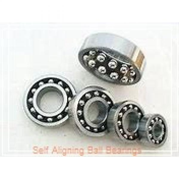 NSK 2203-2RSTNGC3  Self Aligning Ball Bearings #1 image